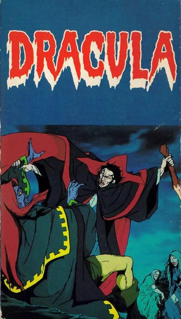Tomb of Dracula ⚰️ (1980) 1