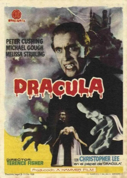 🎥 the Horror of Dracula (1958) FULL MOVIE 13