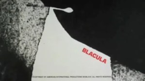 Blacula Animated Intro (1972)