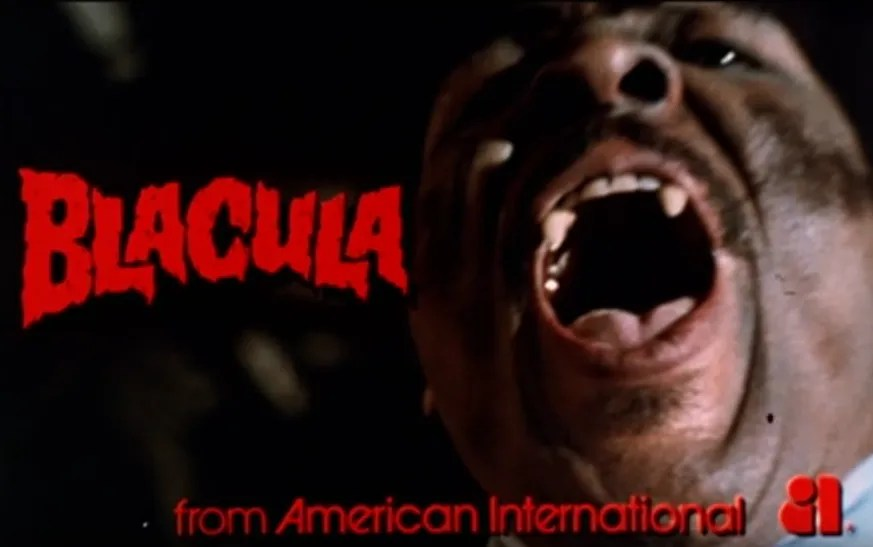 Blacula Animated Intro (1972) 1