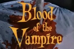 Blood of the Vampire ⚰️ (1958) FULL MOVIE