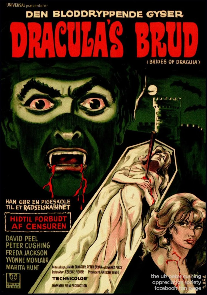 The Brides of Dracula (1960) 3