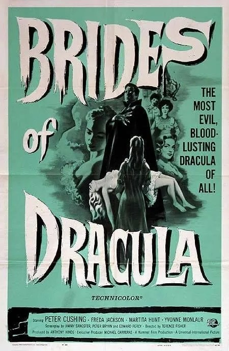 🎥 The Brides of Dracula (1960) FULL MOVIE 44