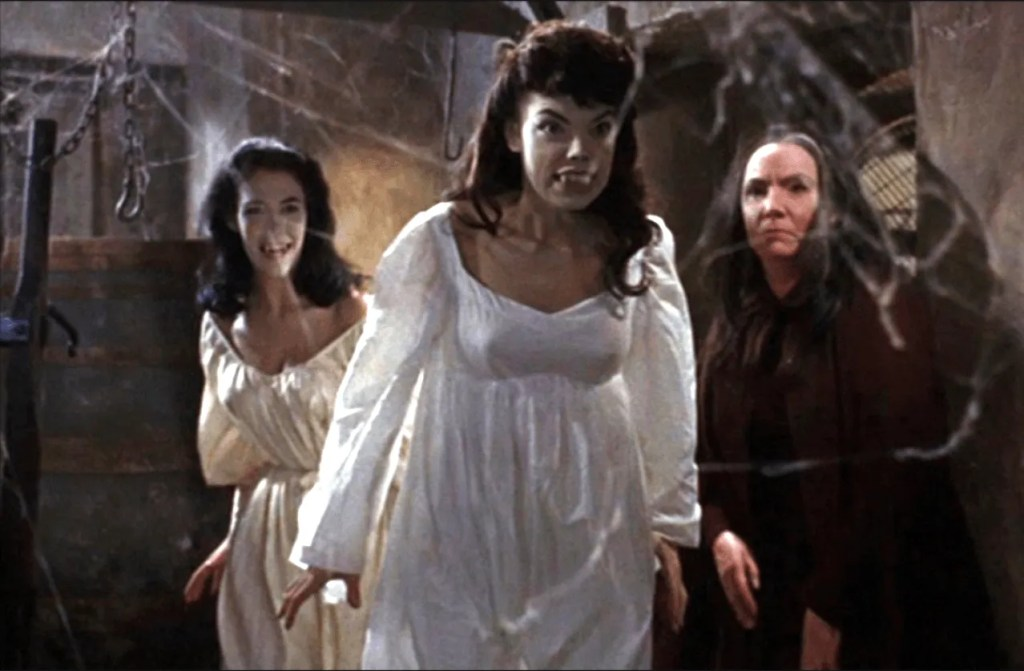 The Brides of Dracula (1960) 5