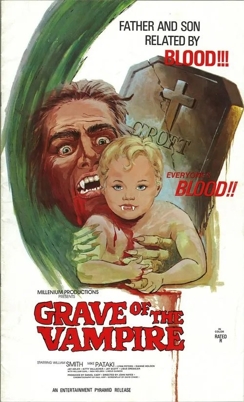 Grave of the Vampire (1972) FULL MOVIE 1