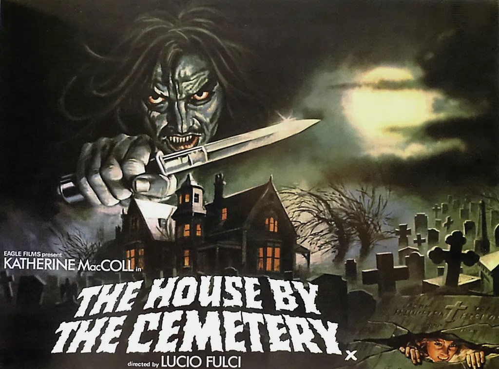 House by the Cemetery (1981) FULL MOVIE 1