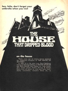 the House that Dripped Blood(1971)FULL MOVIE