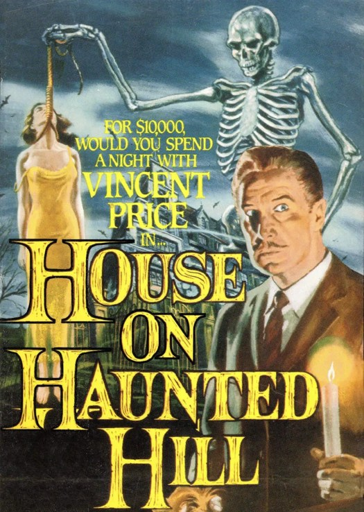 🎥House on Haunted Hill (1959) FULL MOVIE 85