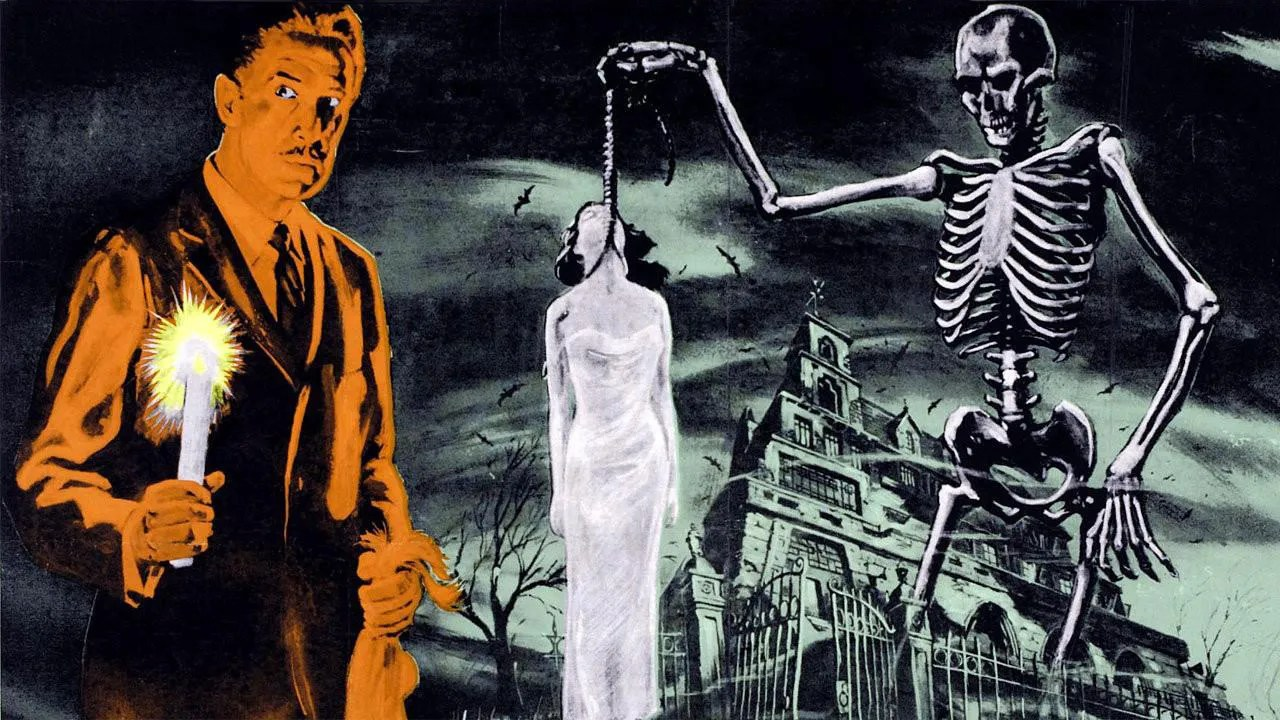 House on Haunted Hill (1959) FULL MOVIE 1