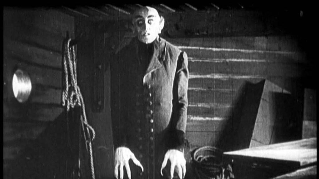 Nosferatu (1922) FULL  MOVIE 6