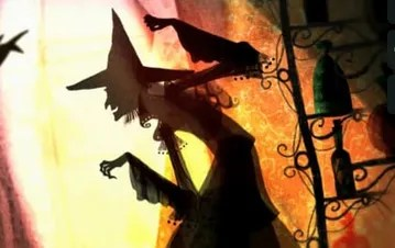 🎥 Halloween e-card (a Witches Tale) 1