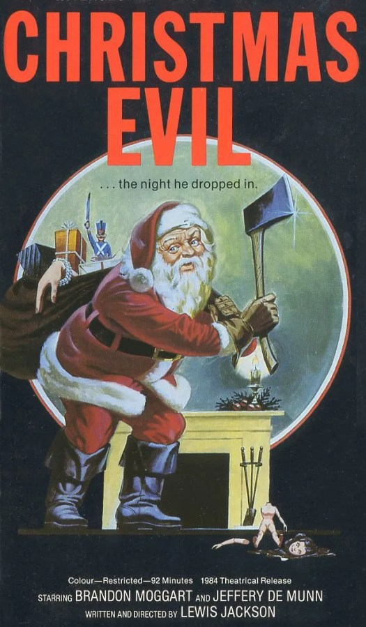 🎥 🎅 🔪 Christmas Evil (1980) FULL MOVIE 33