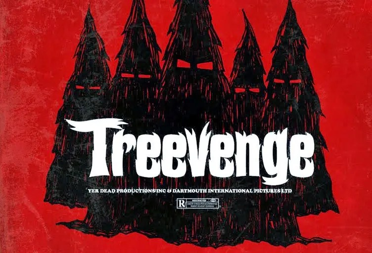 ? Treevenge (2008) ?? FULL MOVIE 80