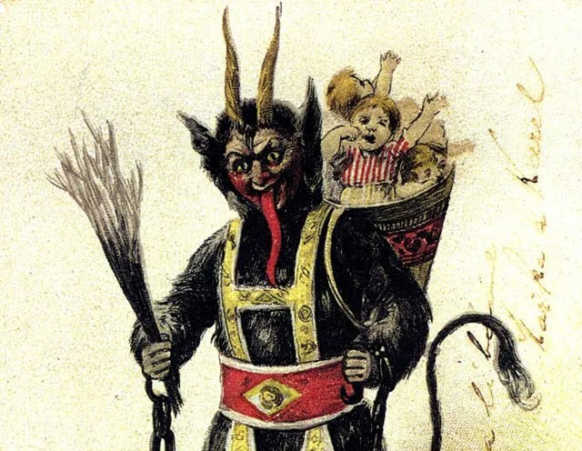 🎥 Krampus Explained 👹 1
