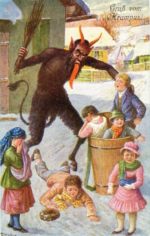 ? Krampus Explained ? 22