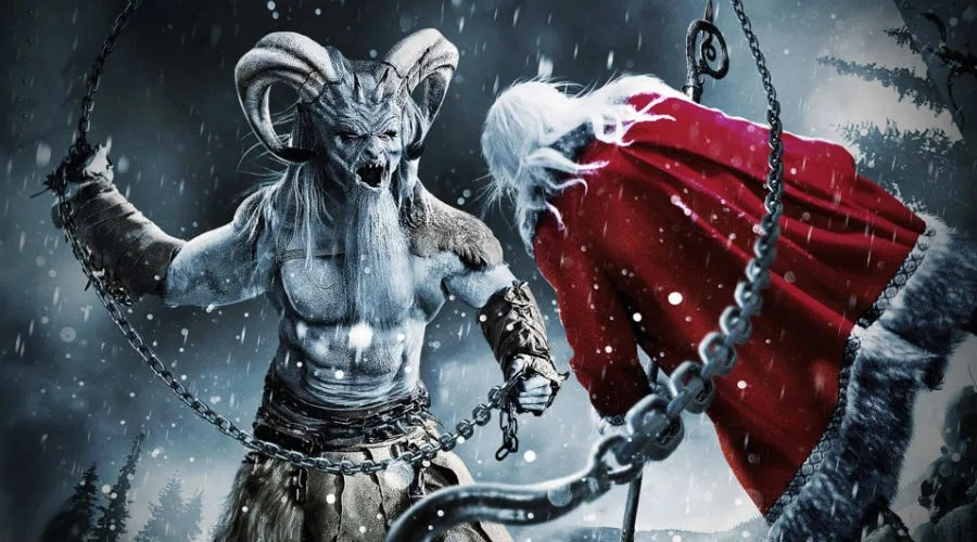 ? A Christmas Horror Story ? (2015) Trailer 28