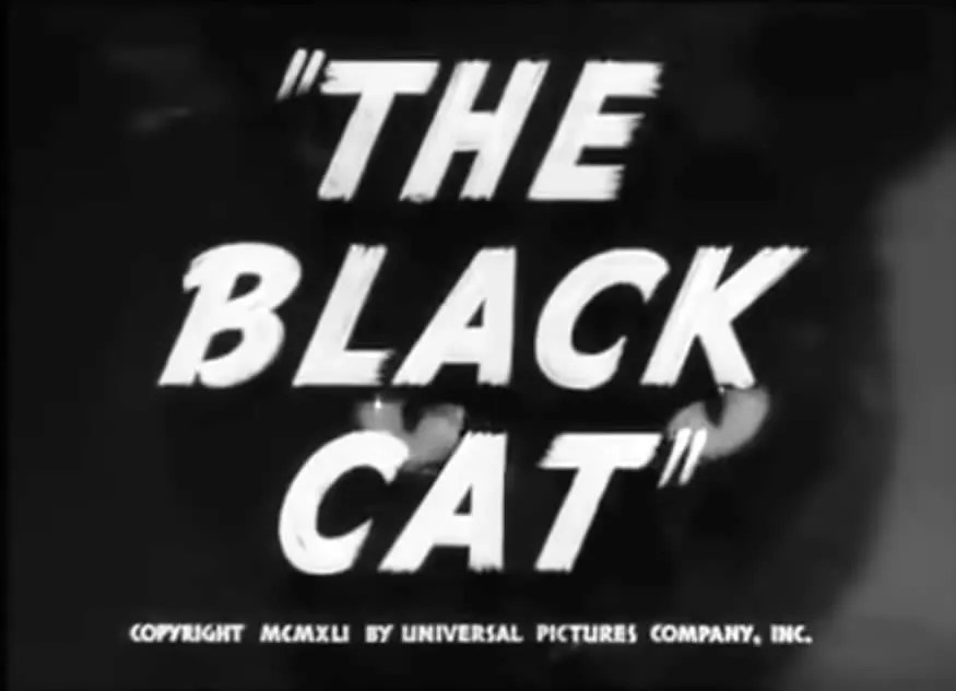🎥 The Black Cat (1941) FULL MOVIE 20