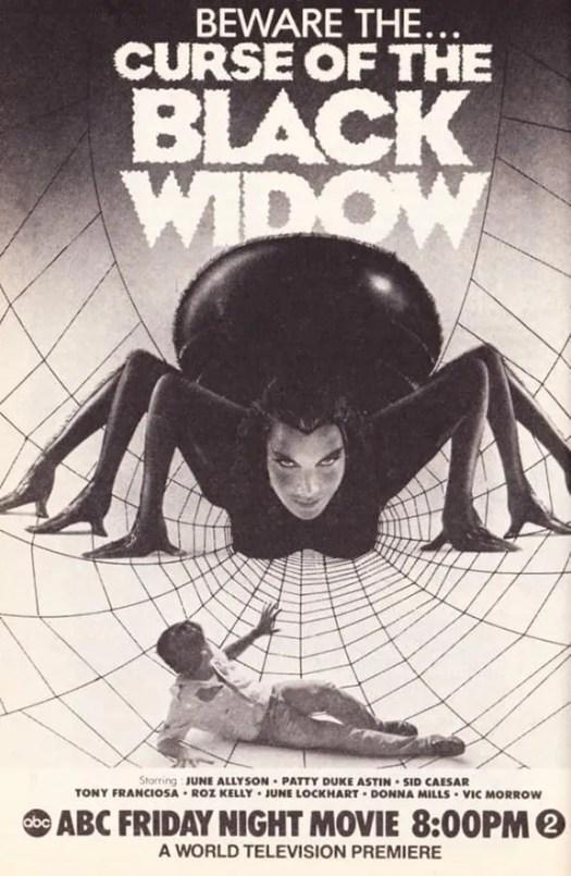 ? Curse oƒ the Black Widow (1977) Full Movie 5