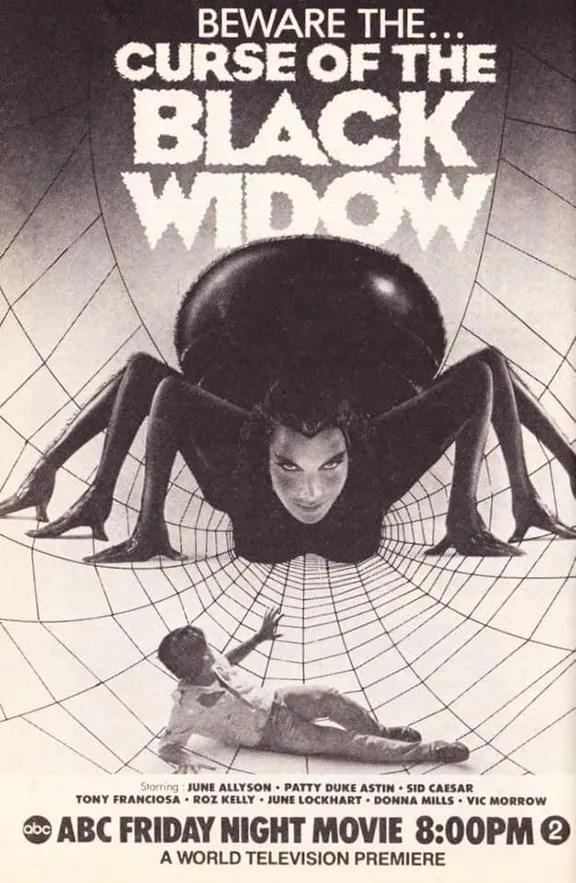 ? Curse oƒ the Black Widow (1977) Full Movie 3