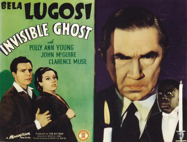 Invisible Ghost (1941) FULL MOVIE 3