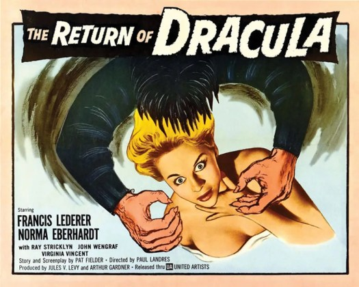 ? The Return Of Dracula ? ( 1958 ) FULL MOVIE 5