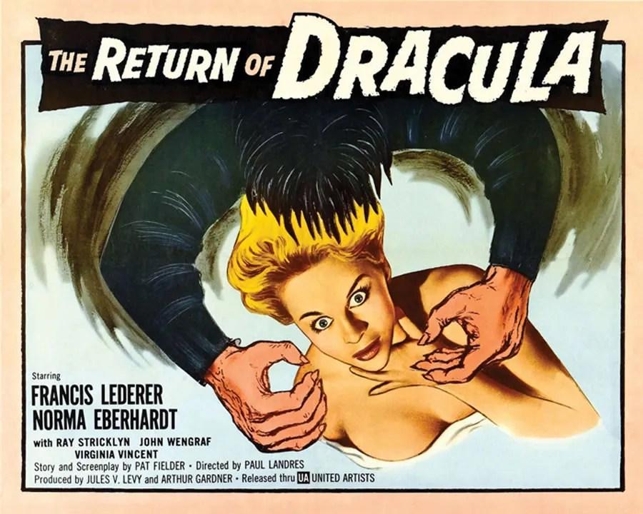 The Return Of Dracula ( 1958 ) FULL MOVIE 3