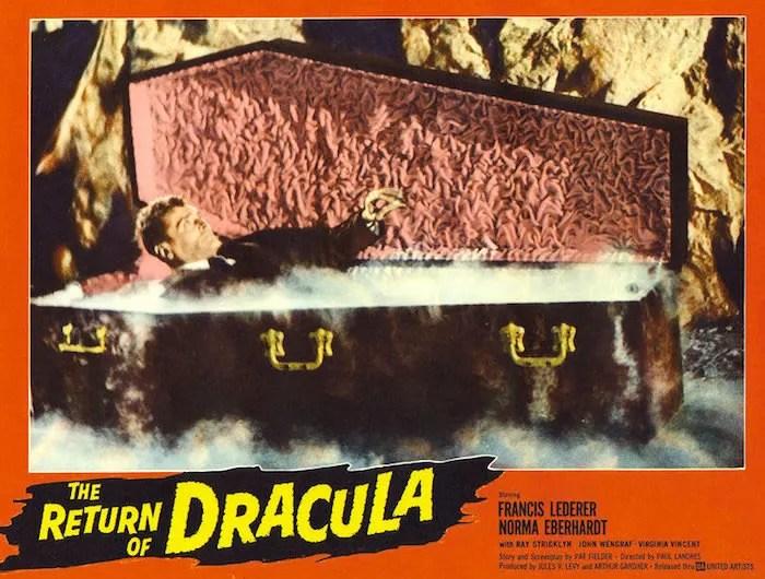 The Return Of Dracula ( 1958 ) FULL MOVIE 4