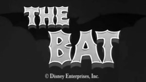 the Bat (1959) FULL MOVIE