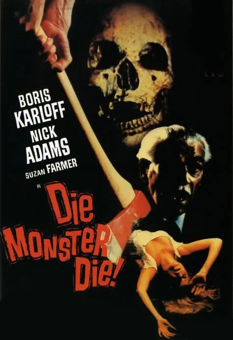 🎥 Die, Monster, Die (1965) FULL MOVIE 81