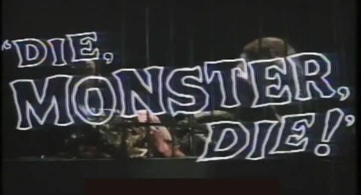 ? Die, Monster, Die (1965) FULL MOVIE 7