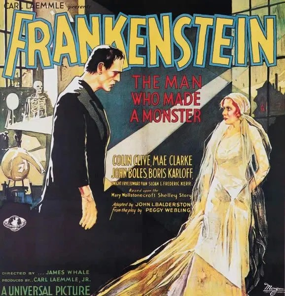 Frankenstein (1931) FULL MOVIE 2