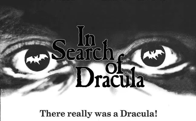 ? In Search Of Dracula (1975) w/Christopher Lee 1