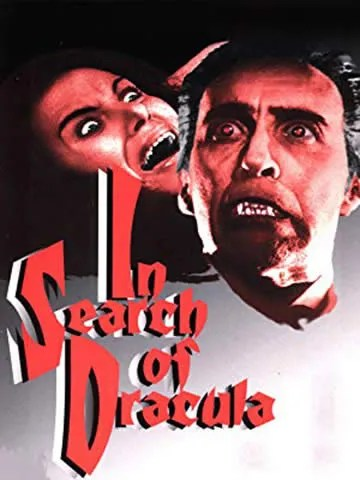🎥 In Search Of Dracula (1975) w/Christopher Lee 64