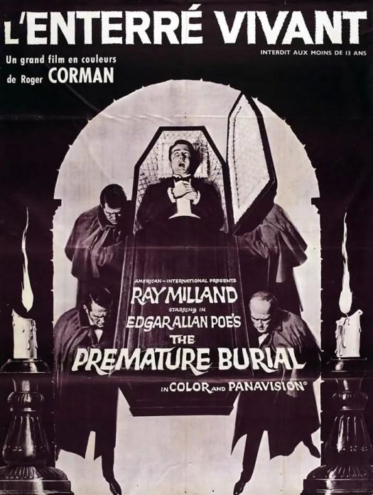 🎥 Premature Burial ⚰️ (1962) FULL MOVIE 79