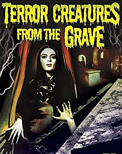 ? Terror Creatures ƒrom The Grave (1965) FULL MOVIE 54