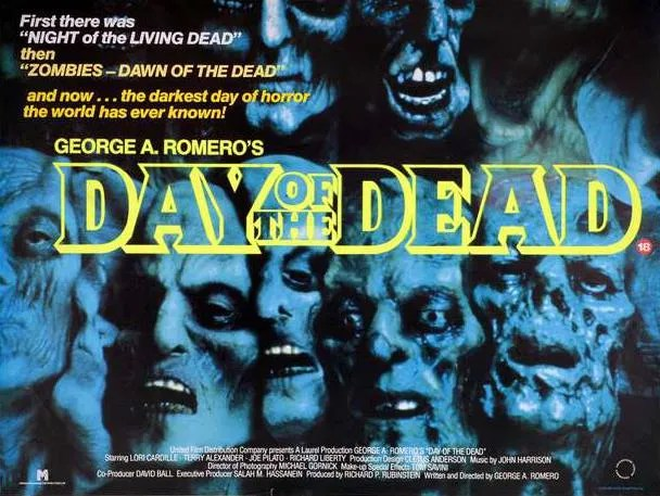 🎥 Day of the Dead (1985) FULL MOVIE 77