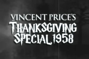 Vincent Price's Thanksgiving Special (2005) SNL