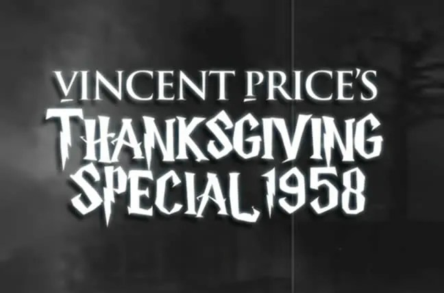 🎥 Vincent Price's 🦃 Thanksgiving Special (2005) SNL 74