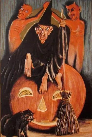 the History oƒ Halloween Quiz 6
