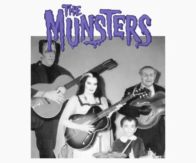 the Munsters QUIZ 14