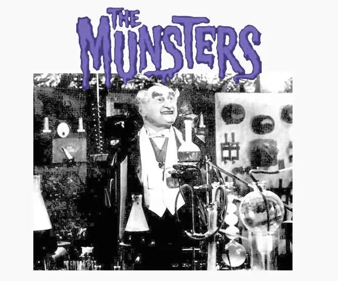 the Munsters QUIZ 10
