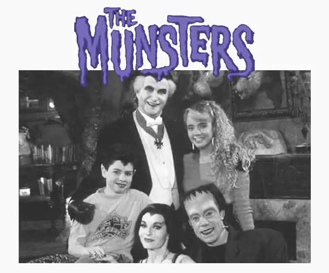 the Munsters QUIZ 7
