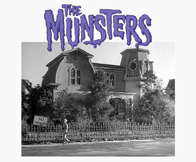 the Munsters QUIZ 17