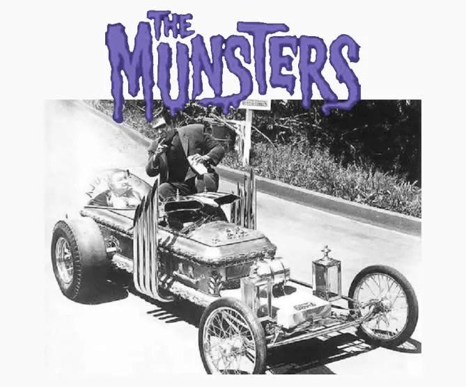 the Munsters QUIZ 9