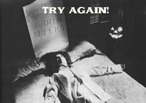 Halloween Movie Trivia Quiz 2