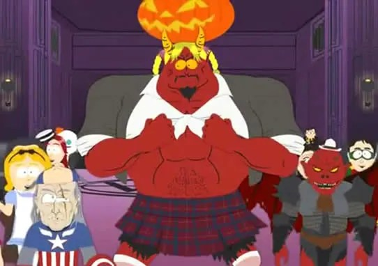 List of Haunting South Park Halloween Episodes (2020) 7