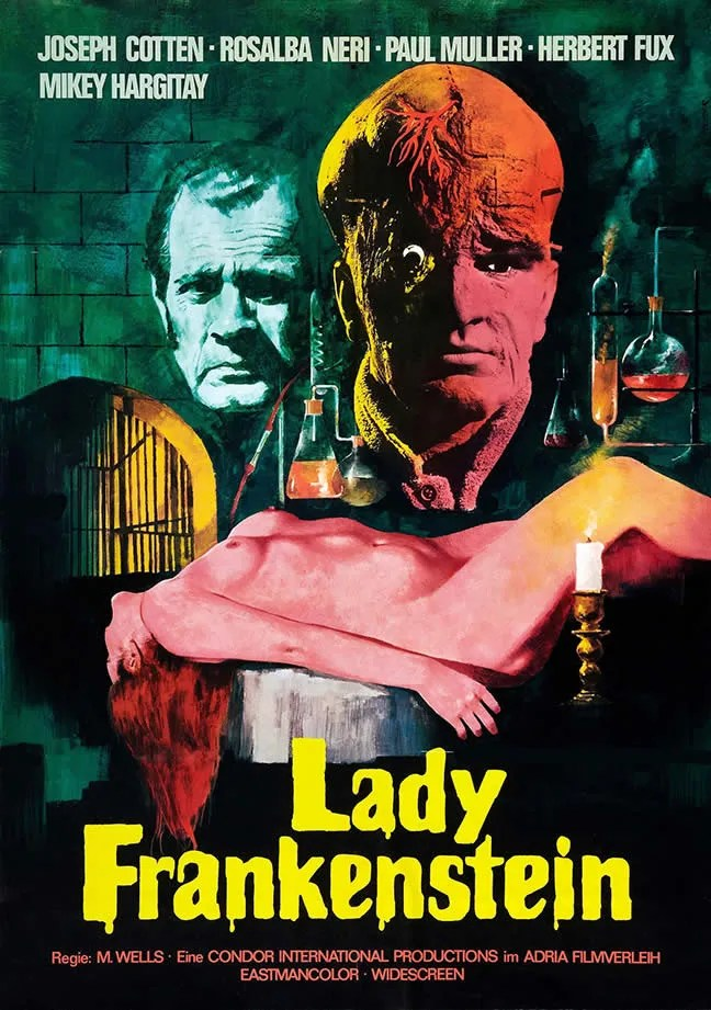 Lady Frankenstein (1971) FULL MOVIE 3