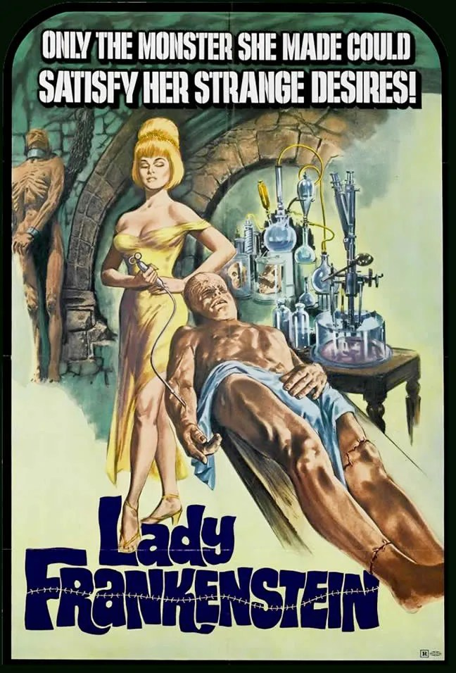 Lady Frankenstein (1971) FULL MOVIE 2