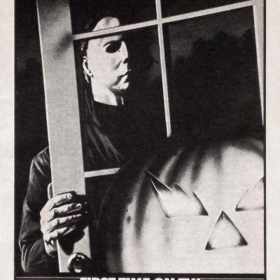 Classic and Vintage Halloween Publication Ads 7