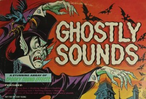 Ghostly Sounds Stereo LP (1975)